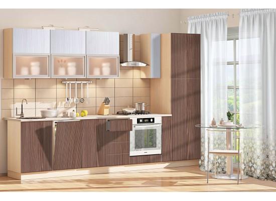 Модульная кухня ЛДСП Дуплекс-2