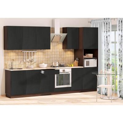 Модульная кухня МДФ Дуплекс-1
