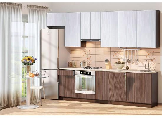 Модульная кухня МДФ Дуплекс-5