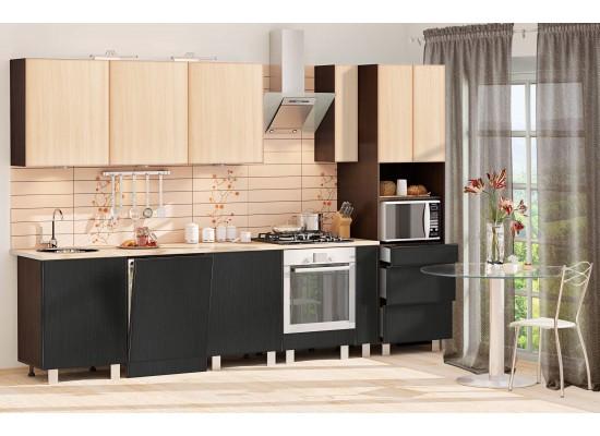 Модульная кухня МДФ Дуплекс-7