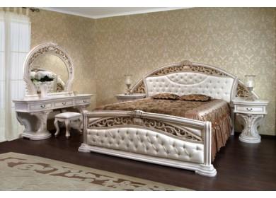 Шикарная Спальня МАДРИД НЬЮ (МАДРИД NEW)