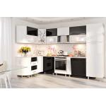Модульная Кухня КХ-172 белый перламутр