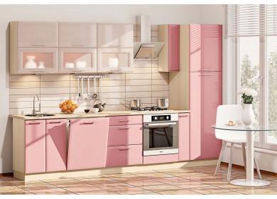 Модульная кухня серии Хай-Тек КХ-183