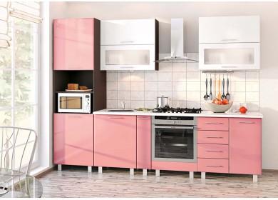 Модульная кухня серии Хай-Тек КХ-185