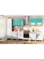Модульная кухня серии Хай-Тек КХ-189
