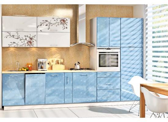 Модульная кухня серии Хай-Тек КХ-192