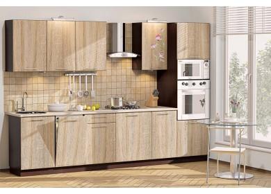 Модульная кухня серии Хай-Тек КХ-252