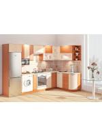 Угловая модульная кухня КХ-256
