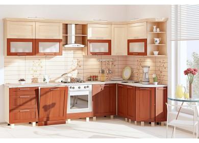 Модульная кухня серии Престиж КХ-427