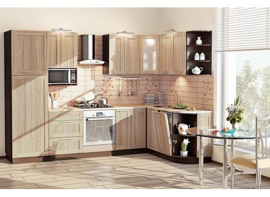 Модульная кухня серии Престиж КХ-432