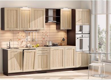 Модульная кухня серии Престиж КХ-434